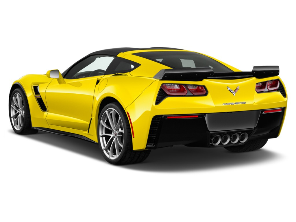 angular rear exterior view   2017 chevrolet corvette 2 door grand