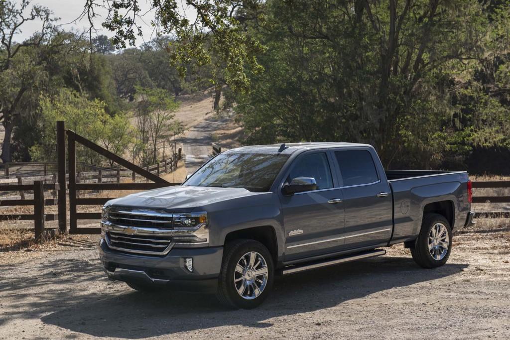 2016 Chevrolet High Country Silverado Crew Cab