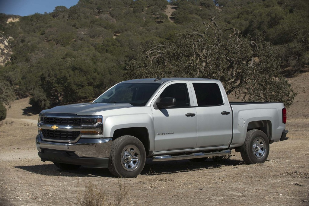 2018 Chevrolet Silverado 1500 (Chevy) Review, Ratings, Specs, Prices, and Photos - The Car ...
