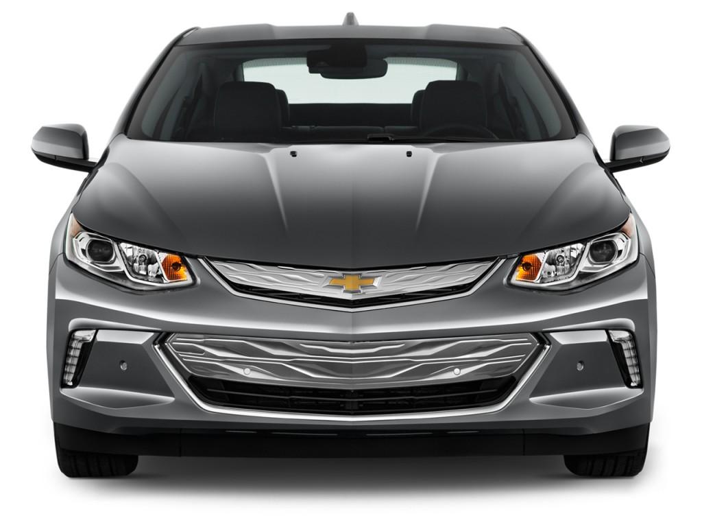 Image: 2017 Chevrolet Volt 5dr HB Premier Front Exterior View, size ...