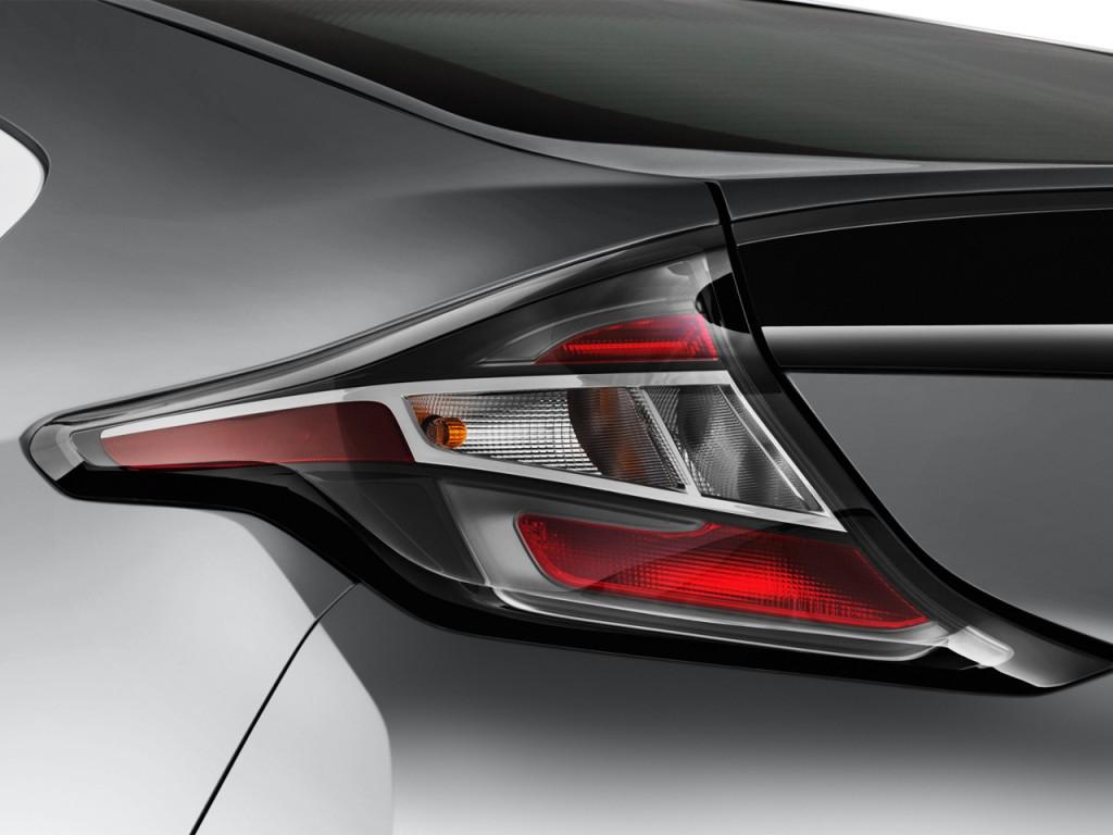 Image: 2017 Chevrolet Volt 5dr HB Premier Tail Light, size: 1024 x 768 ...