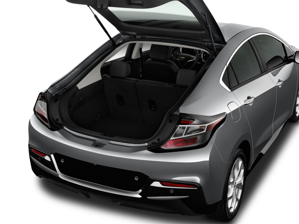 Image: 2017 Chevrolet Volt 5dr HB Premier Trunk, size ...
