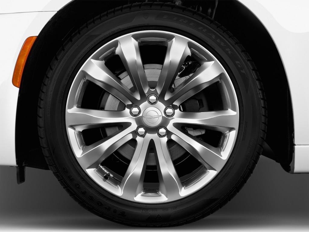 Image: 2017 Chrysler 300 300C RWD Wheel Cap, size: 1024 x ...