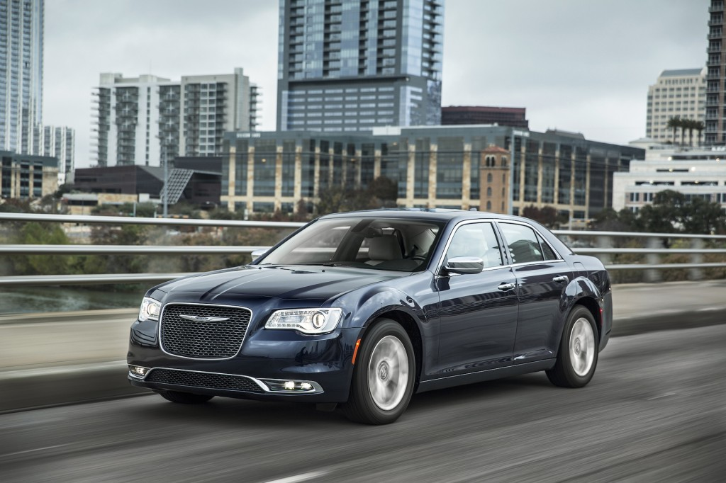 2018 chrysler 300 review ratings specs prices and photos the car connection. Black Bedroom Furniture Sets. Home Design Ideas