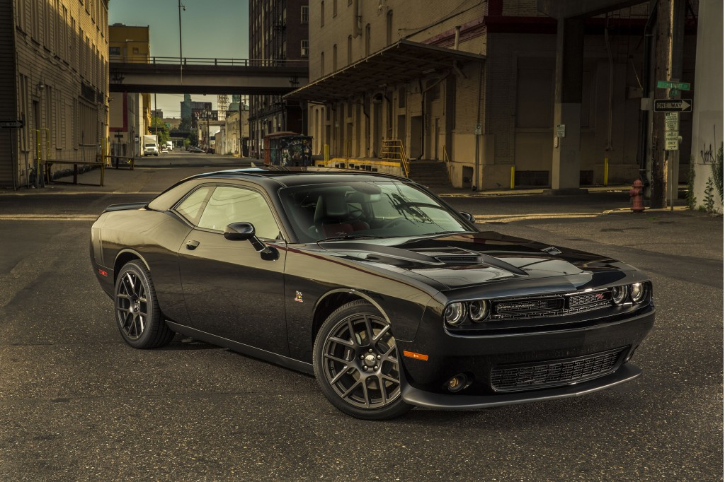 2017 Dodge Challenger recalled to fix transmission glitch