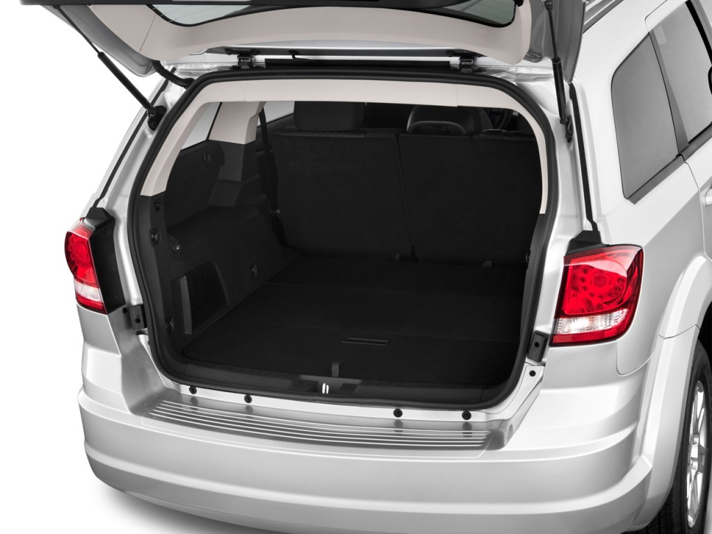 Image 2017 Dodge Journey Se Fwd Trunk Size 1024 X 768