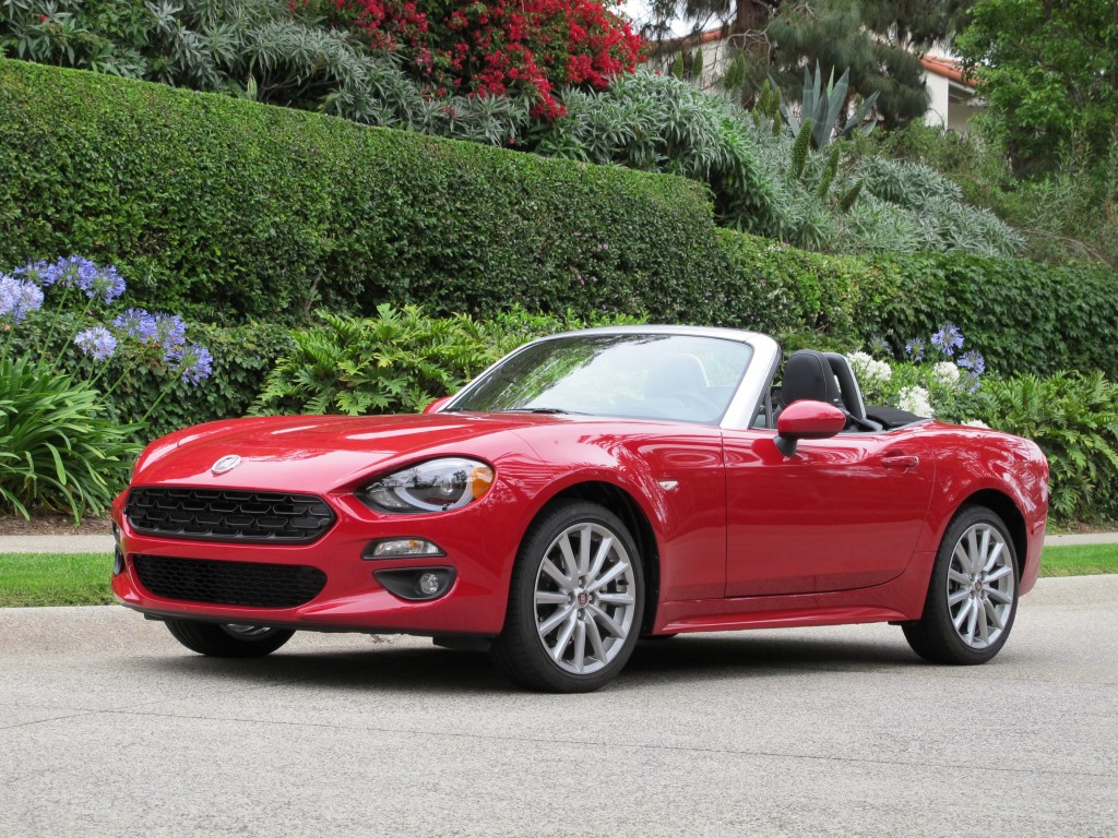 image 2017 fiat 124 spider 2016 press drive san diego size 1024 x 768 type gif posted on. Black Bedroom Furniture Sets. Home Design Ideas