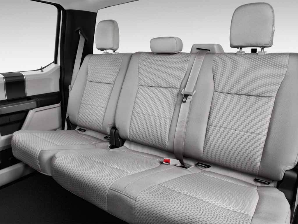 2017 Ford Transit 150 Cargo Van >> Image: 2017 Ford F-150 XLT 2WD SuperCrew 5.5' Box Rear Seats, size: 1024 x 768, type: gif ...