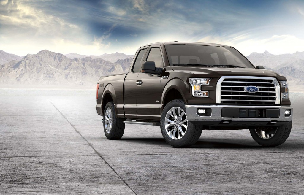 2017 Ford F-150 recalled to fix software glitch
