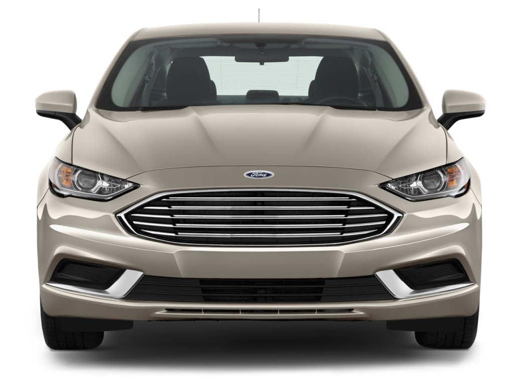 image 2017 ford fusion hybrid se fwd front exterior view. Black Bedroom Furniture Sets. Home Design Ideas