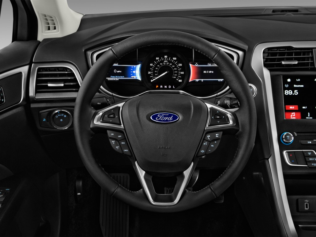 image 2017 ford fusion se fwd steering wheel size 1024 x 768 type gif posted on september. Black Bedroom Furniture Sets. Home Design Ideas
