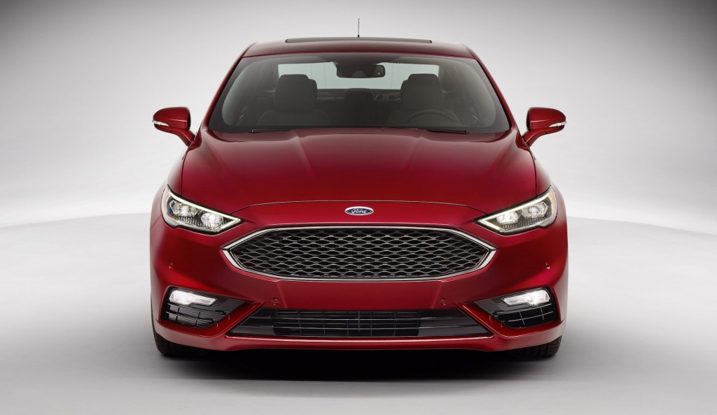 Love for SUVs, 2017 Ford Fusion, 2017 Hyundai Elantra Sport: What's New @ The Car Connection