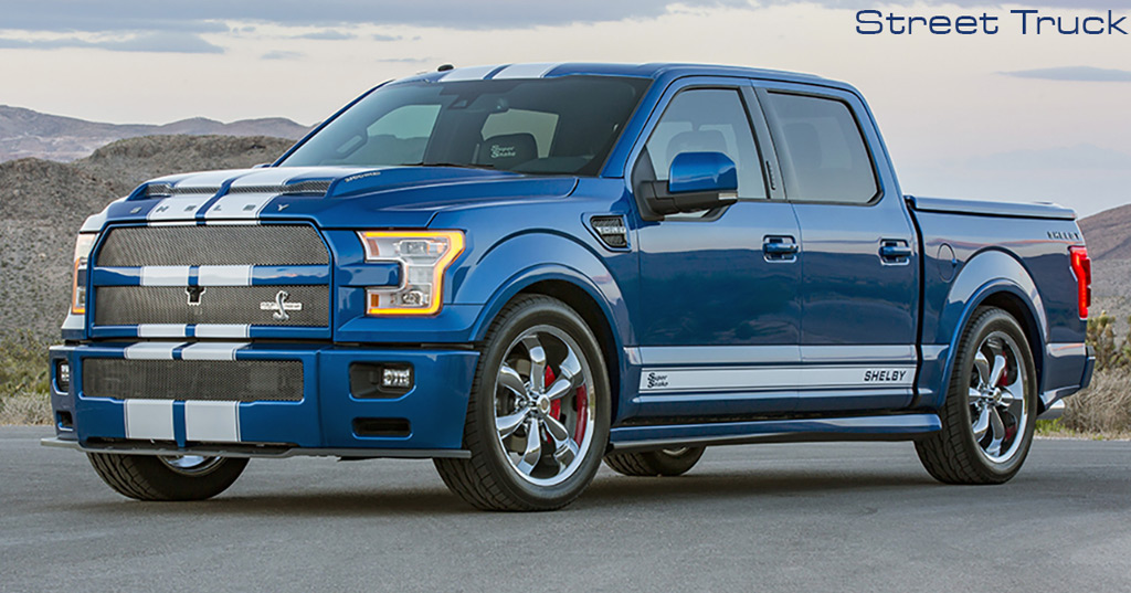 ford shelby f 150 super snake debuts with 750 horsepower autozaurus. Black Bedroom Furniture Sets. Home Design Ideas