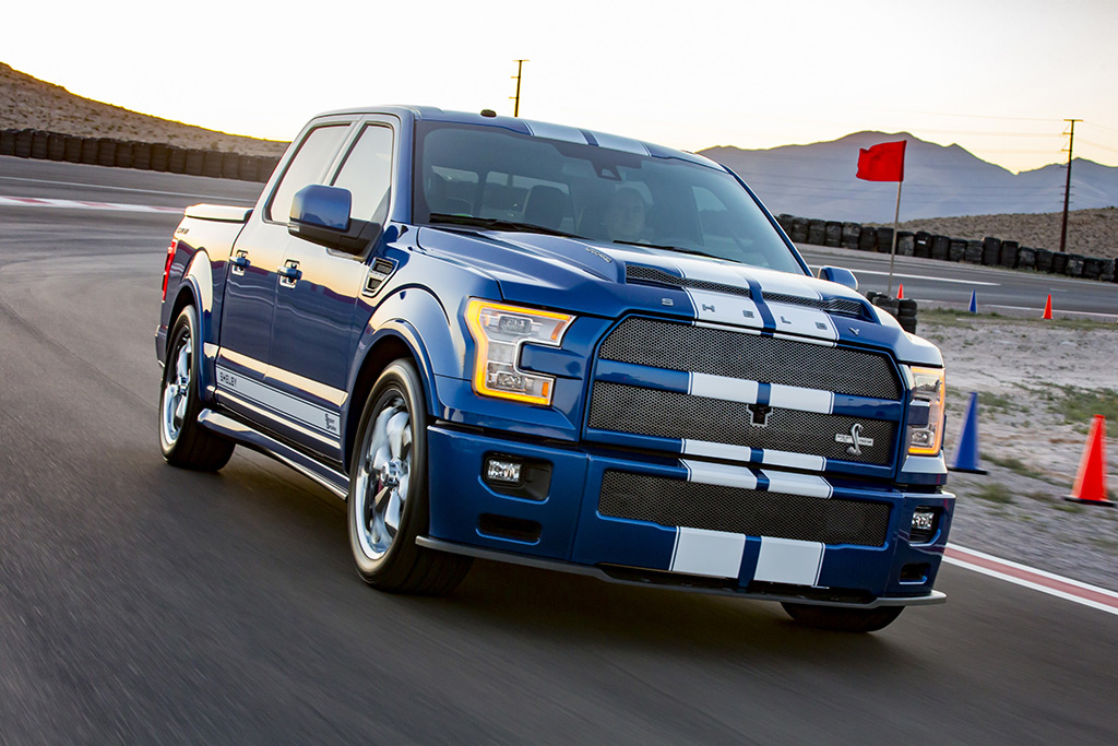 Super Snake F 150 >> 2017 Ford Shelby F-150 Super Snake debuts with 750 horsepower