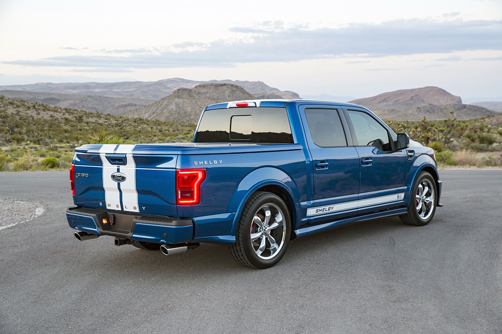 Super Snake Shelby F150 >> Ford Shelby F-150 Super Snake debuts with 750 horsepower | Autozaurus