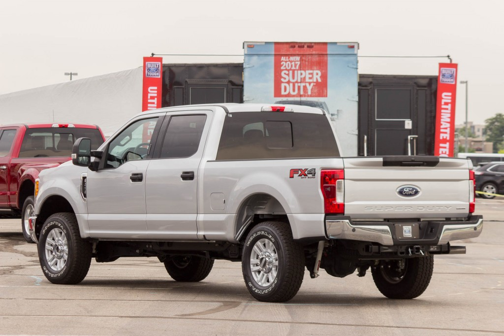 image 2017 ford super duty first drive size 1024 x 682 type gif. Black Bedroom Furniture Sets. Home Design Ideas