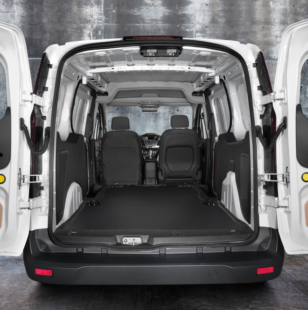 Image: 2017 Ford Transit Connect, Size: 1024 X 1029, Type