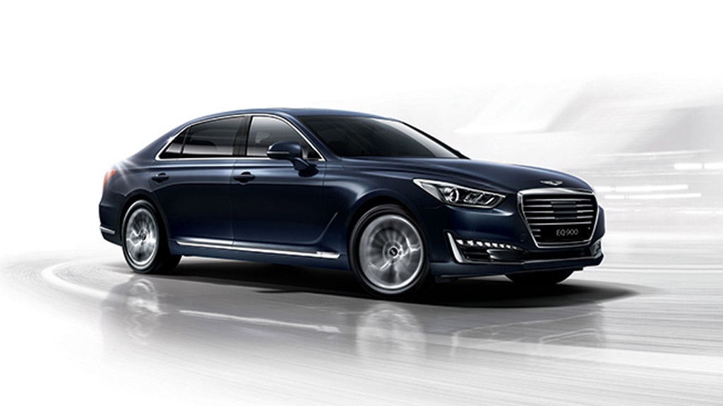 sedans  suvs  sporty coupe  join   genesis lineup official