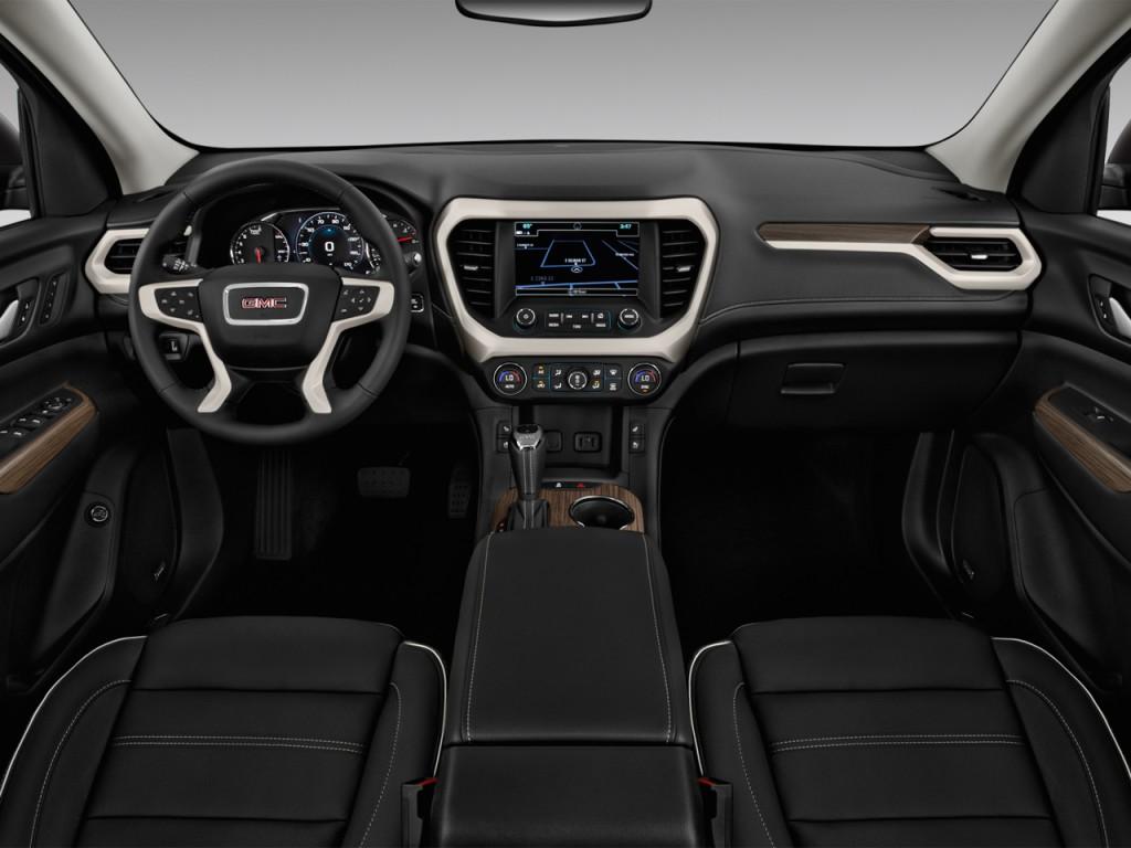 Image: 2017 GMC Acadia FWD 4-door Denali Dashboard, size: 1024 x 768, type: gif, posted on ...