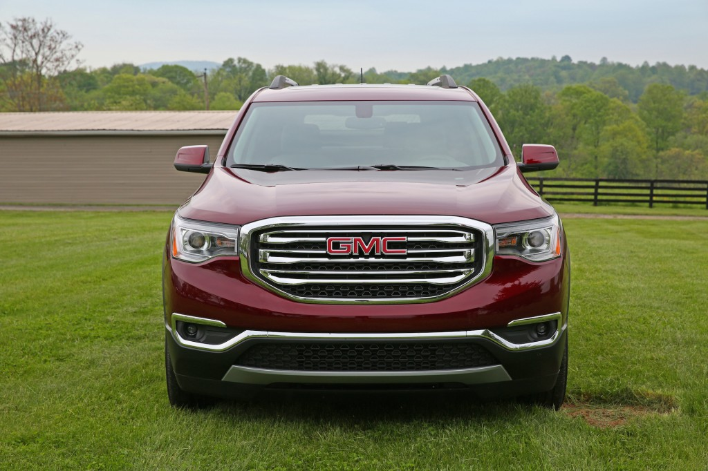 Image: 2017 GMC Acadia, size: 1024 x 682, type: gif, posted on: May 13, 2016, 3:55 pm - The Car ...