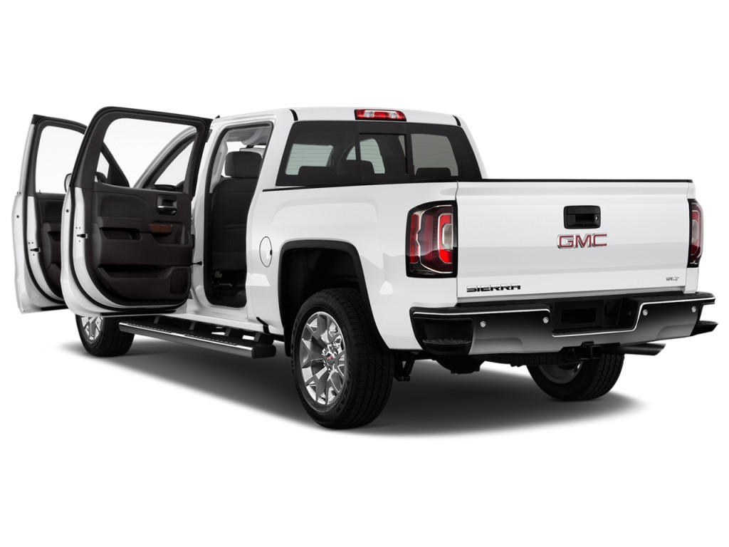 image 2017 gmc sierra 1500 2wd crew cab 143 5 slt open doors size 1024 x 768 type gif. Black Bedroom Furniture Sets. Home Design Ideas