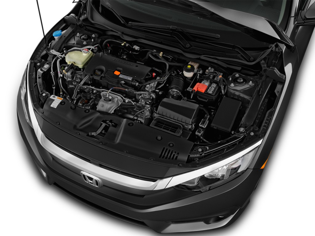 Honda Pilot Gas Mileage >> Image: 2017 Honda Civic LX CVT Engine, size: 1024 x 768, type: gif, posted on: April 20, 2017, 1 ...