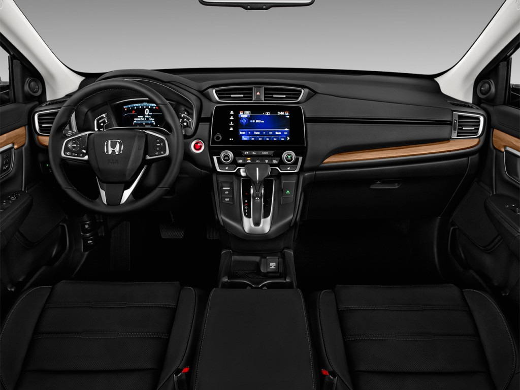 Image 2017 Honda Cr V Ex L 2wd Dashboard Size 1024 X 768 Type Gif Posted On April 20