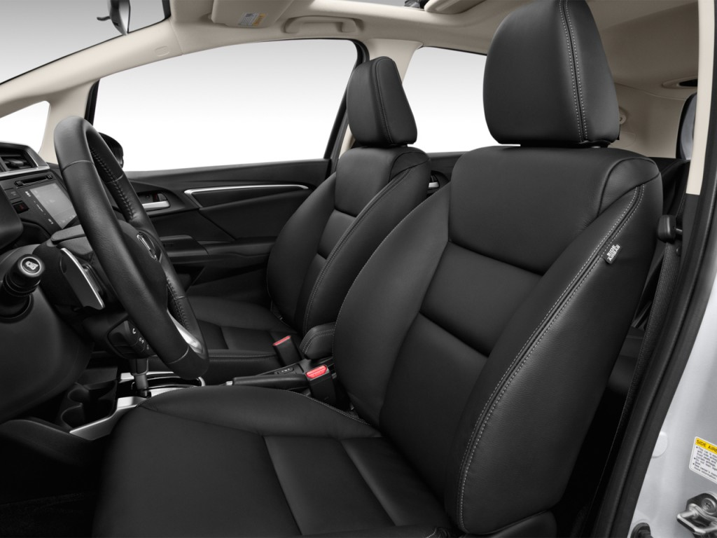 Image 2017 Honda Fit Ex Cvt Front Seats Size 1024 X 768 Type Gif Posted On April 20 2017