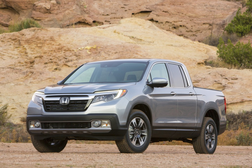 ... 2017 Honda Ridgeline first drive review 2017 Honda Ridgeline Preview