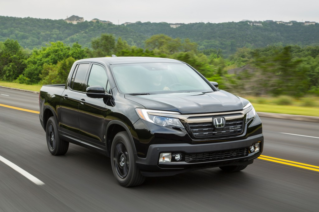 : 2017 Honda Ridgeline Black Edition, Size: 1024 X 682, Type: on 2017 ...