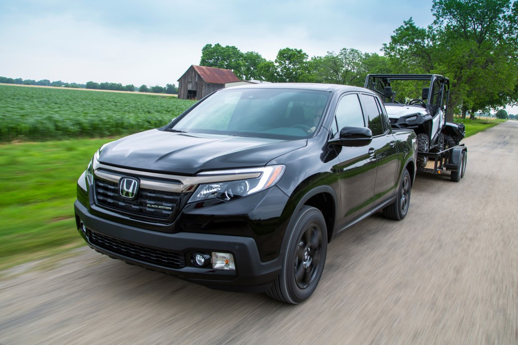 honda ridgeline the car connection s best pickup to buy 2017 2017 ...