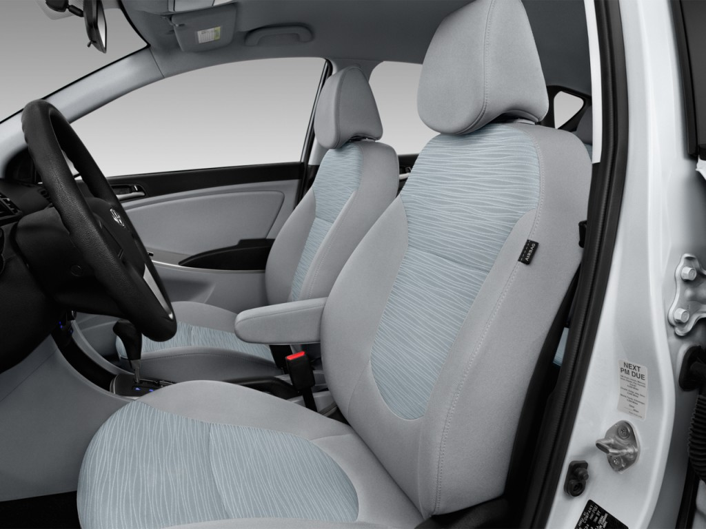 Image 2017 Hyundai Accent Se Hatchback Automatic Front Seats Size 1024 X 768 Type Gif