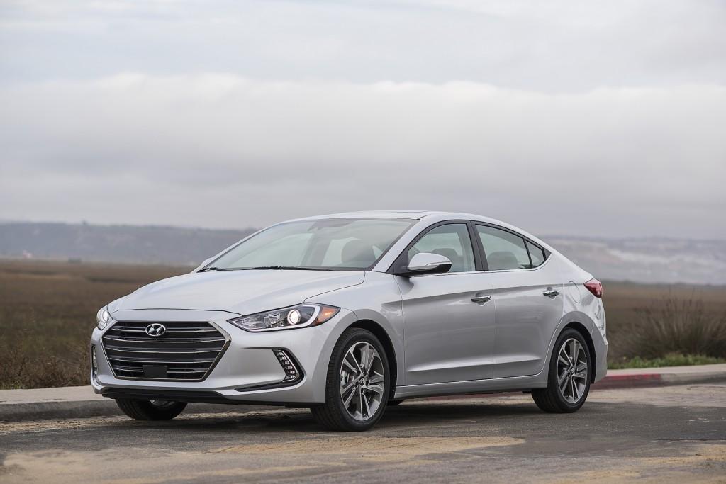 2017 Hyundai Elantra Limited First Drive Video