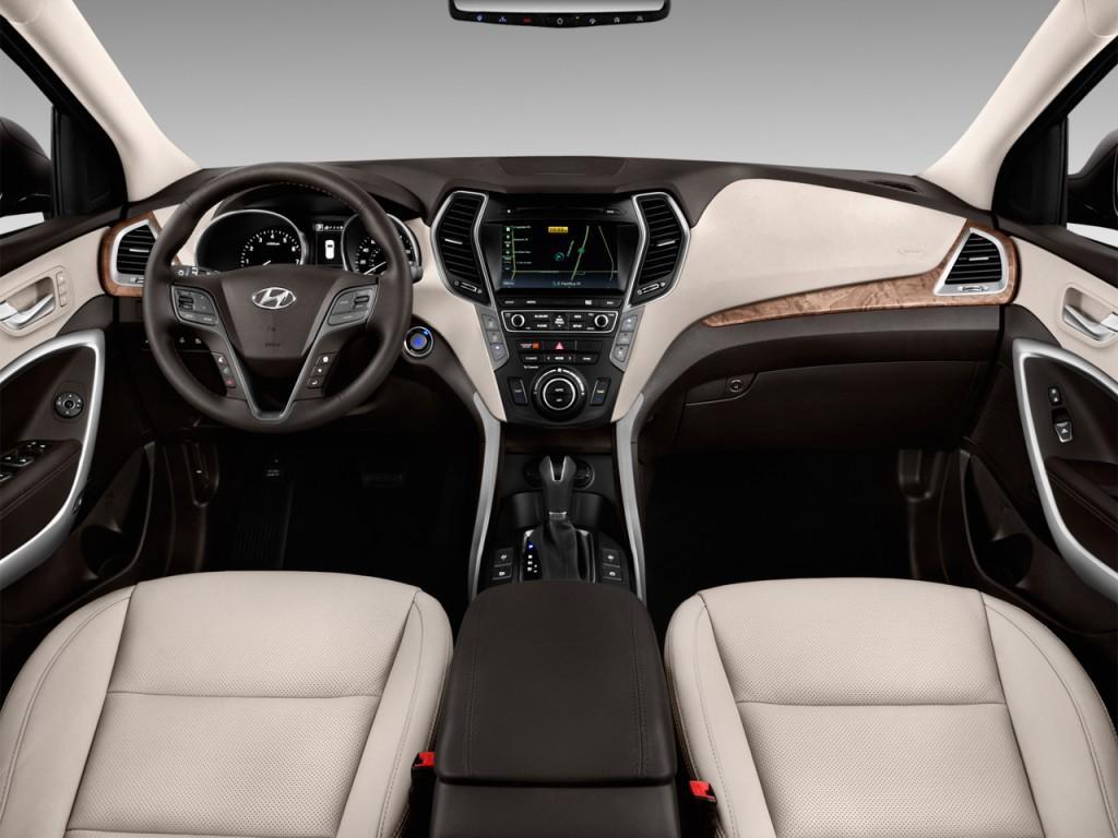 Image 2017 Hyundai Santa Fe Limited Ultimate 3 3l