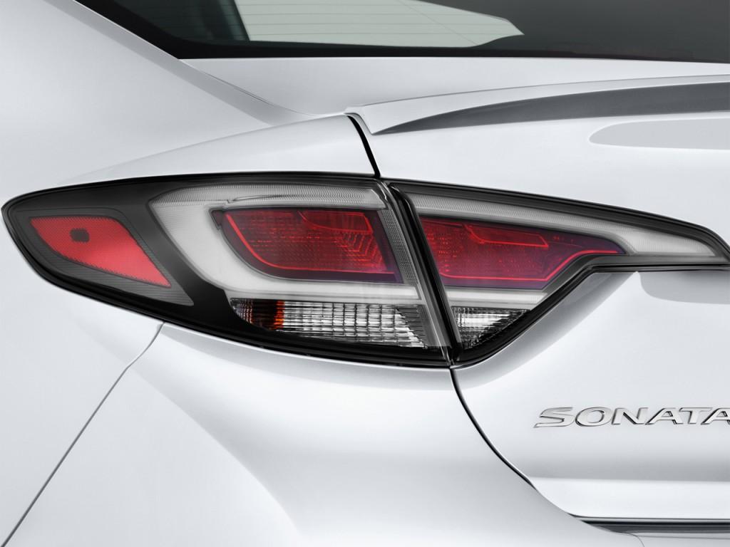 Image 2017 Hyundai Sonata Hybrid Se 2 0l Tail Light Size