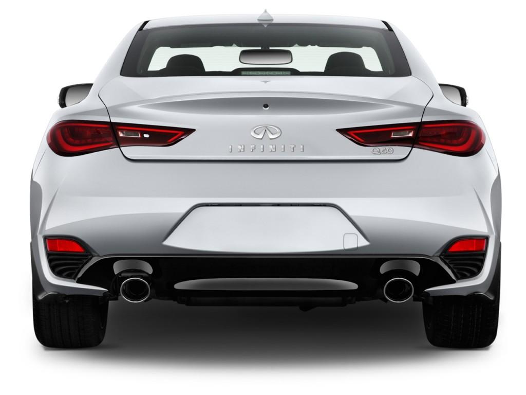 G37 Sedan 0 60 >> Image: 2017 INFINITI Q60 3.0t Premium RWD Rear Exterior View, size: 1024 x 768, type: gif ...