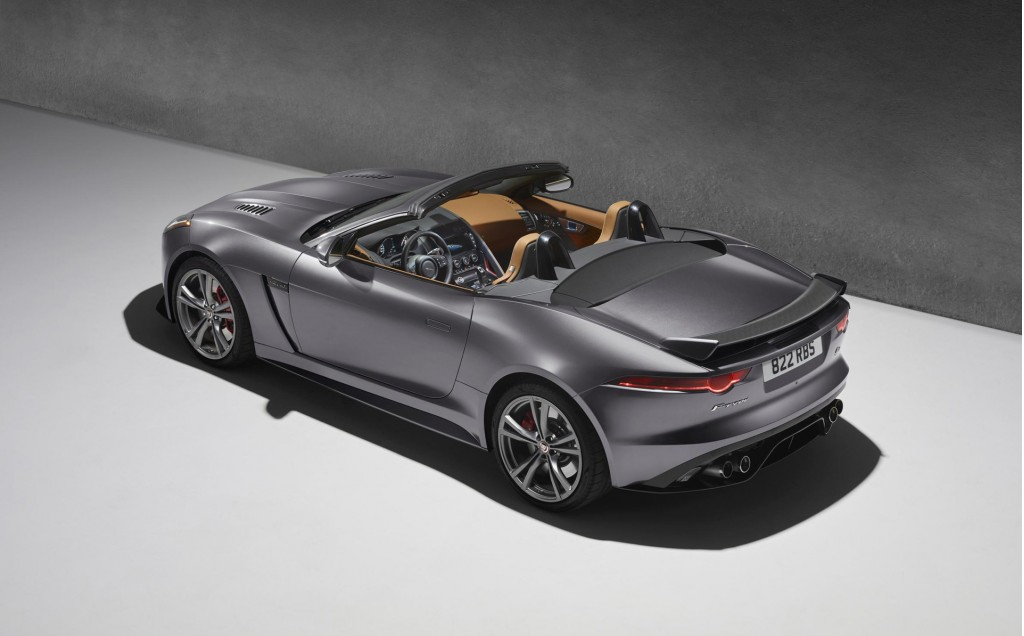 image 2017 jaguar f type svr convertible size 1024 x 636 type gif posted on january 27. Black Bedroom Furniture Sets. Home Design Ideas