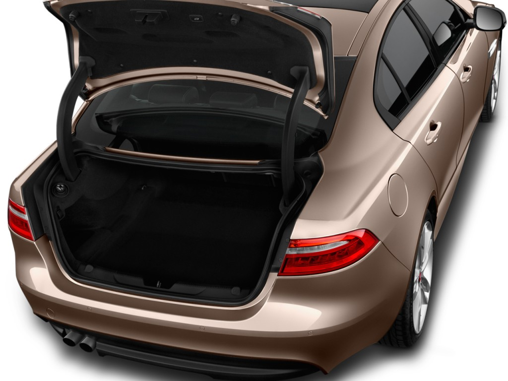 image 2017 jaguar xe 4 door sedan 20d r sport rwd trunk. Black Bedroom Furniture Sets. Home Design Ideas