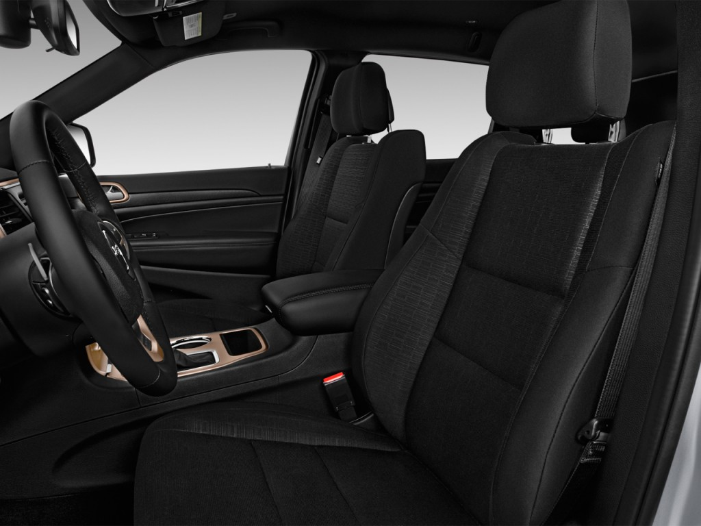 image 2017 jeep grand cherokee laredo 4x2 front seats size 1024 x 768 type gif posted on. Black Bedroom Furniture Sets. Home Design Ideas