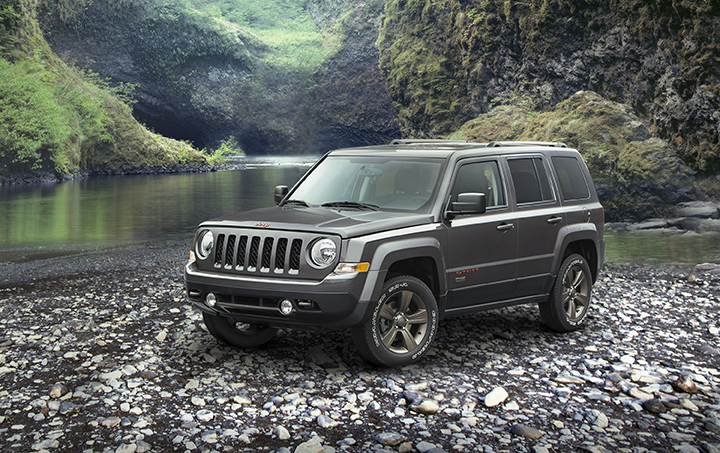 2017 Jeep Patriot Styling Review The Car Connection