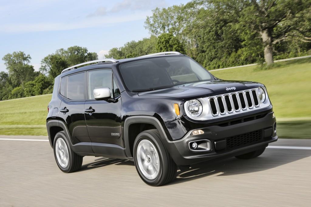 Nissan Juke vs. Jeep Renegade: Compare Cars
