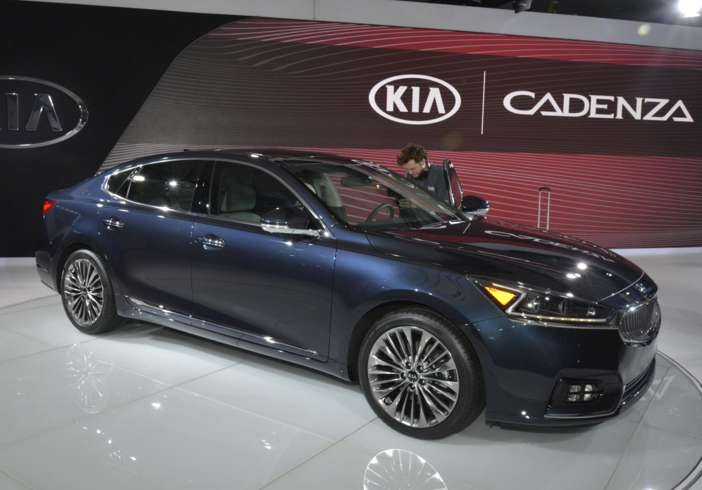 2017 kia cadenza redesign 2017 2018 top cars 2017 2018 best cars reviews
