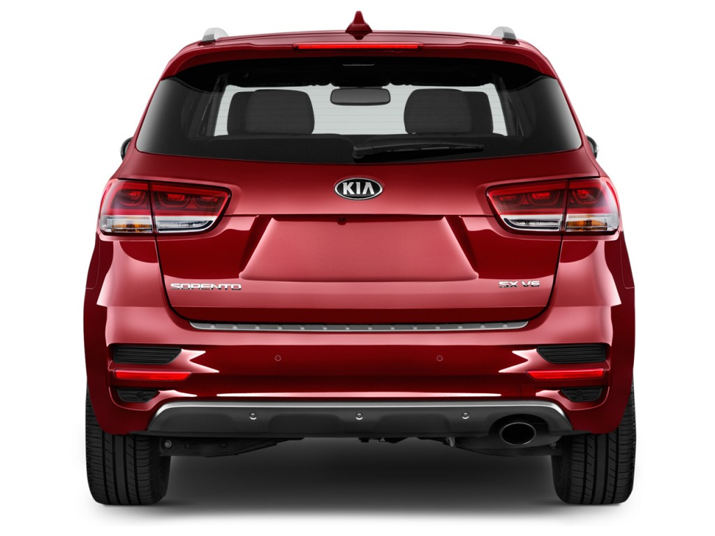 image 2017 kia sorento sx v6 fwd rear exterior view size 1024 x 768 type gif posted on. Black Bedroom Furniture Sets. Home Design Ideas