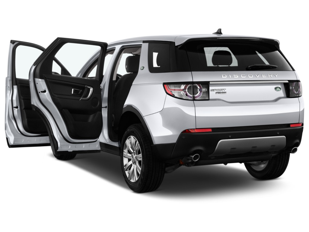 image 2017 land rover discovery sport hse luxury awd open. Black Bedroom Furniture Sets. Home Design Ideas