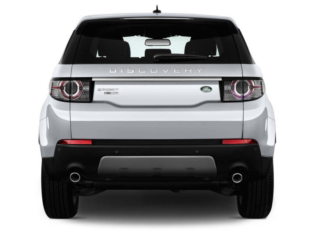 image 2017 land rover discovery sport hse luxury awd rear exterior view size 1024 x 768 type. Black Bedroom Furniture Sets. Home Design Ideas