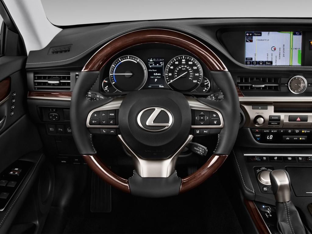 image 2017 lexus es es 300h fwd steering wheel size 1024 x 768 type gif posted on october. Black Bedroom Furniture Sets. Home Design Ideas
