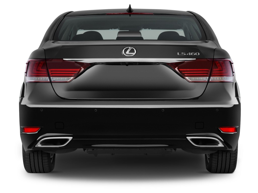 image 2017 lexus ls ls 460 rwd rear exterior view size 1024 x 768 type gif posted on. Black Bedroom Furniture Sets. Home Design Ideas