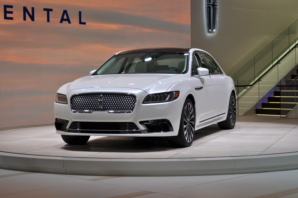 image 2017 lincoln continental 2016 detroit auto show size 1024 x