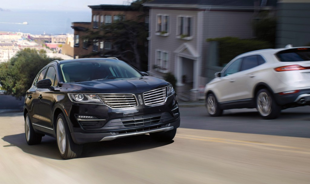2018 Audi Q5 vs. 2017 Lincoln MKC: Compare Cars