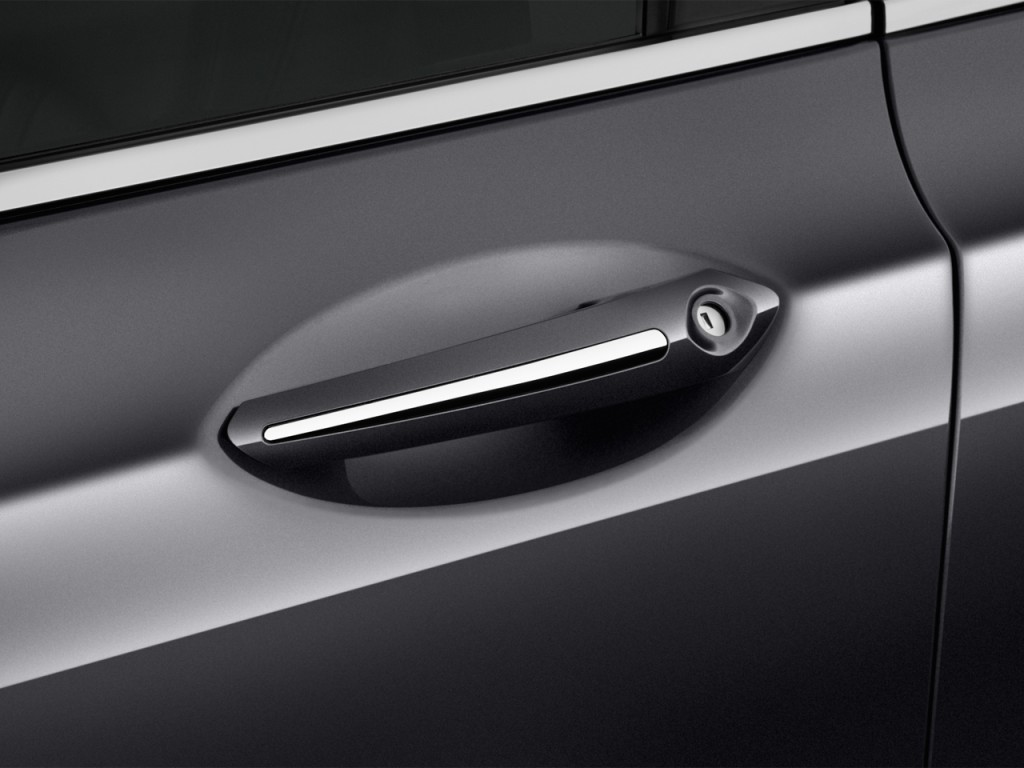 Image 2017 Lincoln Mkz Reserve Fwd Door Handle Size